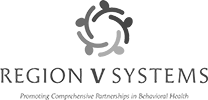 Region V system logo