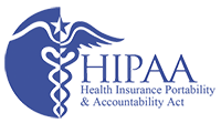 Health Insurance Portability & Accountability Act logo